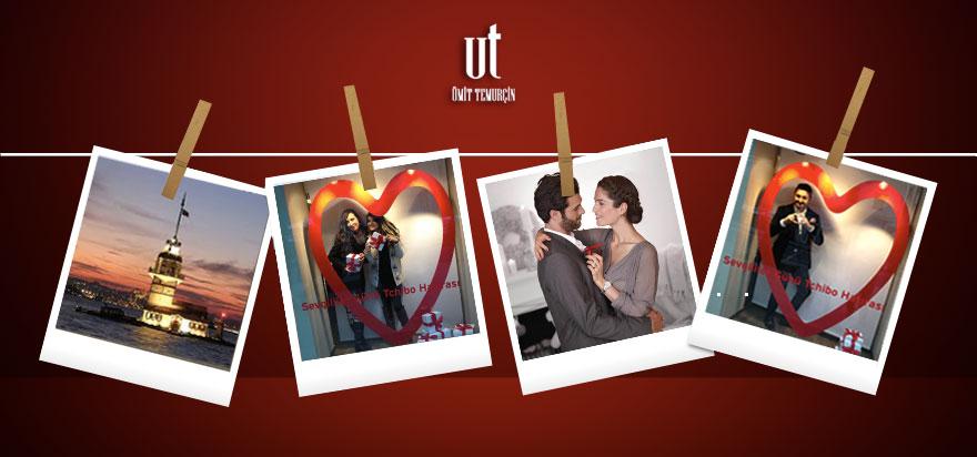 UT, Global bir firma olan Tchibo markasına özel, sevgililer günü için markanın müşterileri ile gerçekleştirdiği interaktif bir vitrin olan ''Tchibo Sevgililer Günü Hatırası'' projesini hayata geçirdi.